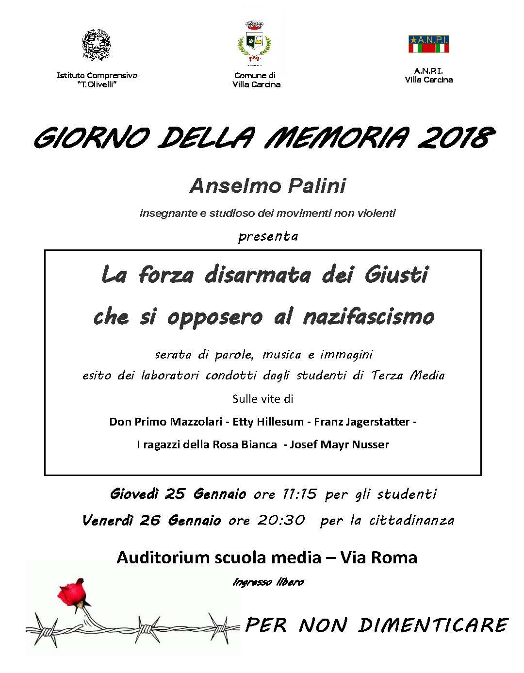 2018 01 25-26 - Villa Carcina