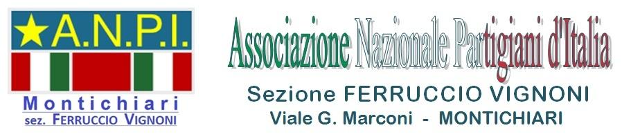 Logo ANPI Montichiari