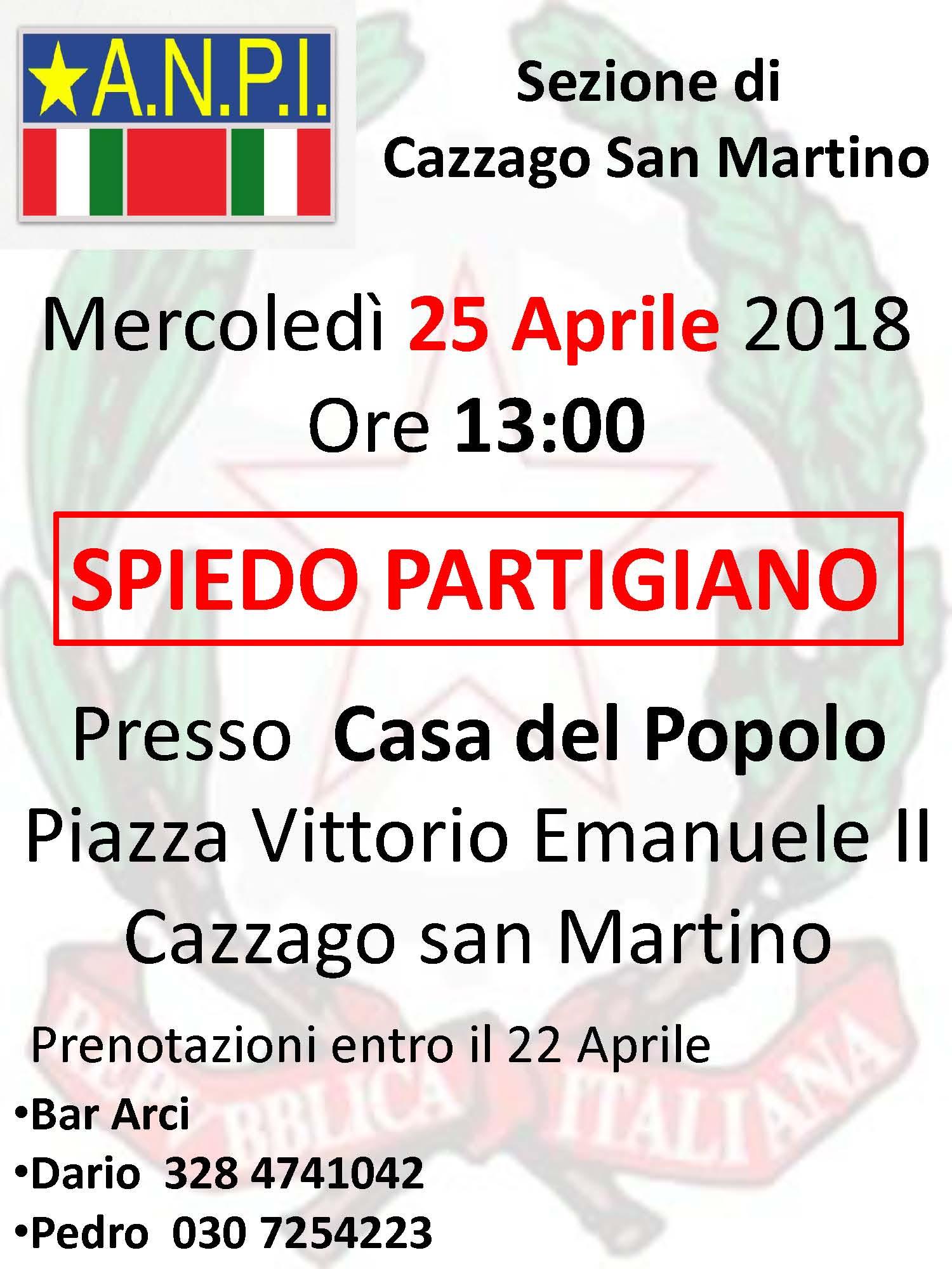 z 2018 04 25 - ANPI Cazzago San Martino