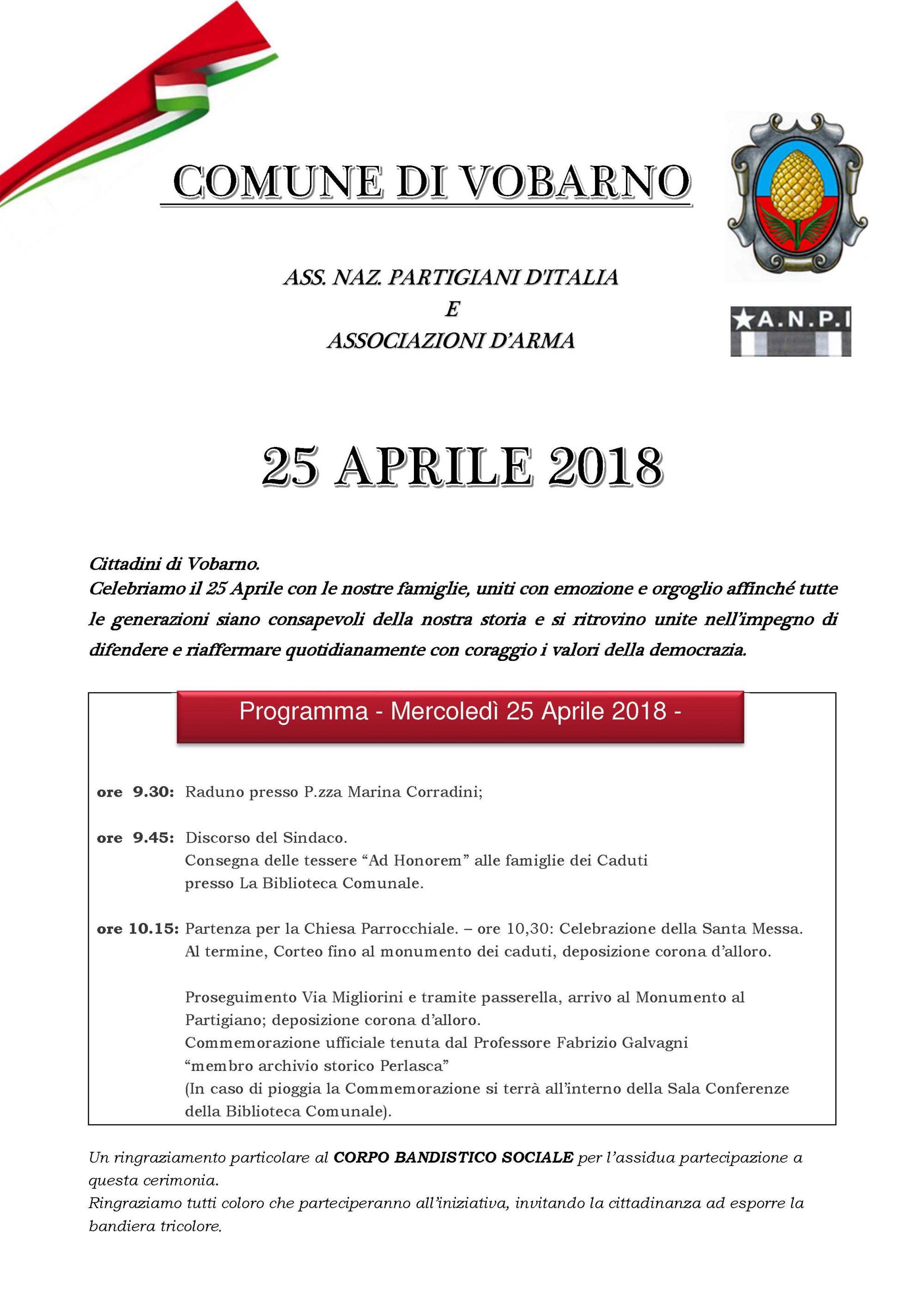 z 2018 04 25 - ANPI Vobarno